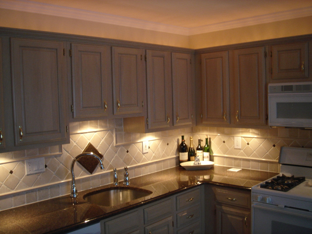 Under Kitchen Cabinet Lighting Led Kitchens Garden State Home Remodeling201 321 5950